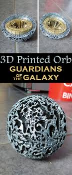 Guardians of the Galaxy 3d Printed Orb | 3d <b>printing</b>, <b>Guardians of</b> ...