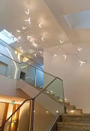 installation at schlosshotel wernersdorf becker lighting