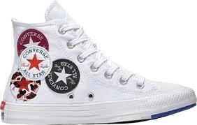 Женские кеды Converse Chuck Taylor Logo Play Canvas <b>High</b> Top ...