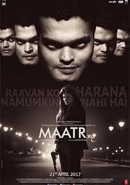 Image result for Maatr  film posters