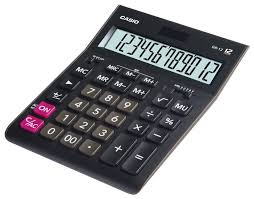 <b>Калькулятор</b> бухгалтерский <b>CASIO GR</b>-<b>12</b> — купить по выгодной ...