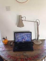 anglepoise lighting ltd herbert terry model 90 mushroom brown beige neutral lamp 2 anglepoise lighting