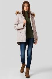 <b>Куртка женская</b>, цвет <b>rock</b>, артикул: W18-32016_2155. Купить в ...