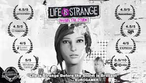 <b>Life is Strange</b>: <b>Before</b> the Storm on Steam