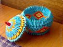 Конфетницы оригами схемы