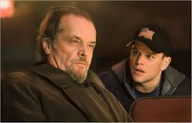 film explores tragic pairing of sexual assault and social media jack nicholson and matt damon in martin scorsese s the departed 2006