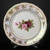 Купить посуду декора «Перламутровая <b>Роза</b>» в магазине посуды