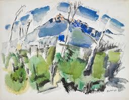 Andrew Wyeth Picks <b>20 Great American</b> Watercolorists