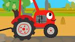 Раскраска тракторные прицепы