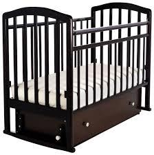 <b>Кроватка SWEET BABY</b> Luciano (качалка), на полозьях — купить ...