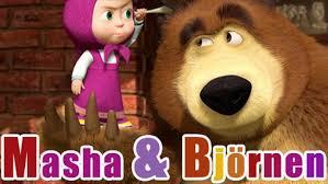 Masha och björnen | Barnkanalen