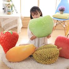 Купить Подушка фрукты от 299 рублей — в интернет-магазине ...