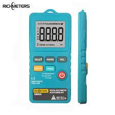 Online Shop RM088 Mini Digital Multimeter 8000 Counts <b>Line</b> ...