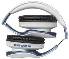 Купить <b>Наушники Defender FreeMotion B525</b> белый/синий по ...