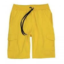 Bermuda Shorts <b>Summer</b> Pants Yellow Size <b>3XL 4XL 5XL</b> 6XL 7XL ...