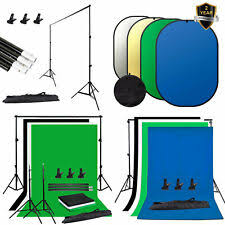 Green Photo Studio <b>Backdrops</b> for sale   eBay