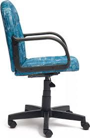 Офисное <b>кресло Tetchair BAGGI</b> (ткань, принт ''Джинса'') купить в ...