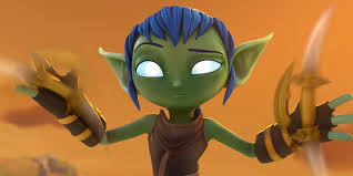 Image result for skylanders academy stealth elf