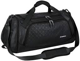 Sports Travel Duffel Gym Bag for Men Women with ... - Amazon.com