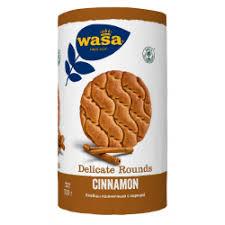 Отзыв о Хлебцы пшеничные <b>Wasa</b> Cinnamon   Гораздо полезнее ...