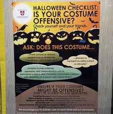 college students should be scared to celebrate halloween fire share this