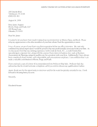 sample thank you letter after job interview s report template sample thank you letter after job interview 44387308 png