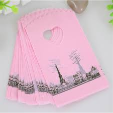 <b>2016</b> Hot Sale Wholesale <b>50pcs</b>/<b>lot</b> Pink Eiffel Tower Packaging ...