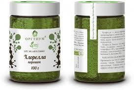 <b>Оргтиум</b> / <b>Хлорелла</b> БИО 100 г купить в Рязани, цена 597 руб. в ...