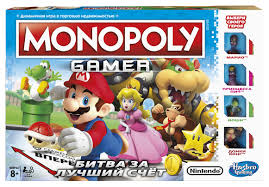 <b>Настольная игра Monopoly</b> Геймер — купить по выгодной цене ...