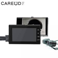 CAREUD <b>Universal DC12/24V 720P Waterproof</b> Motorcycle Camera ...