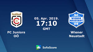 FC Juniors OÖ Wiener Neustadt live score, video stream and H2H ...