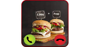 Call From Free Burger - Free <b>Burger Calling</b> You: Amazon.in ...
