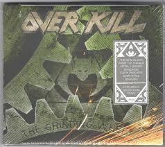<b>Overkill - The Grinding</b> Wheel (2017, Digipak, CD) | Discogs
