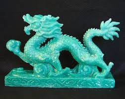 green dragon chinese feng shui dragon