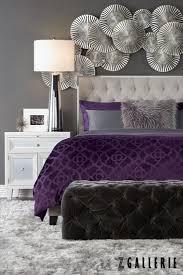 Silver And Purple Bedroom 17 Best Ideas About Purple Grey Bedrooms On Pinterest Purple