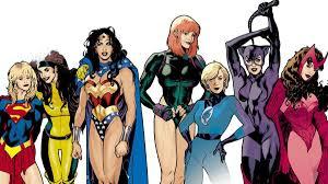 Best female <b>superheroes</b> of all time | GamesRadar+