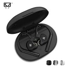 KZ E10 <b>TWS</b> Wireless Touch Control Bluetooth 5.0 Earphones 1DD ...