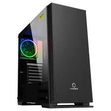 Компьютерный <b>корпус GameMax W901</b> Aurora Black - купить ...