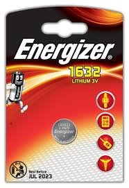 Купить <b>Батарейка Energizer CR1632</b> 1 шт блистер по низкой ...