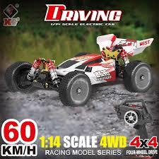 <b>Wltoys XKS 144001 RC</b> Car 60km/h High Speed 1/14 2.4GHz RC ...