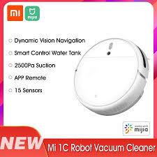 <b>Xiaomi Mijia 1C</b> Robot Vacuum Cleaner 2500Pa Suction Home ...