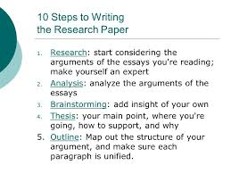 research synthesis paper  doctor brand research paper on protein synthesis