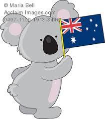 Image result for image australian flag waving