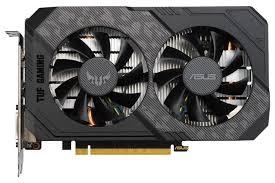 <b>Видеокарта ASUS TUF GeForce</b> GTX 1650 SUPER 1530MHz PCI ...