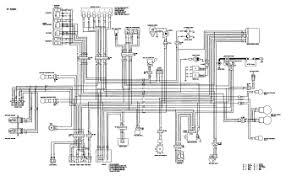 1992 honda cbr1000f wiring diagram and electrical system honda cbr1000 wiring diagram electrical schematic