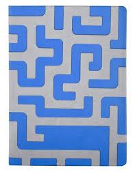<b>Ежедневник</b> Labyrinth, <b>недатированный</b>, синий 139742 с ...