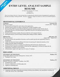 analyst resume  it business  seangarrette co  sample business analyst resume summary