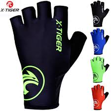 X Tiger <b>Cycling Gloves Outdoor Protect</b> MTB Bike Gloves Washable ...
