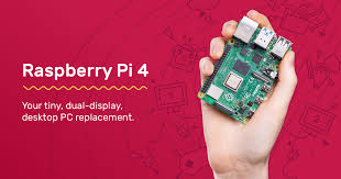 Buy a <b>Raspberry Pi 4</b> Model B – <b>Raspberry Pi</b>