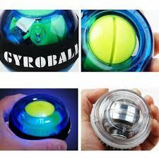 USi Hand Grip Exerciser Gyro <b>30LBS Force Power</b> Wrist Ball ...